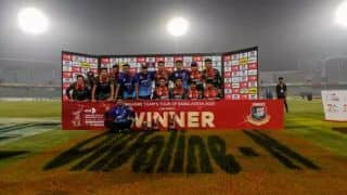 2nd T20I: Bangladesh Complete 2-0 Whitewash Against Zimbabwe
