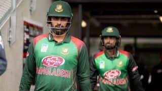 Shakib Al Hasan wants Tamim Iqbal to take a break now