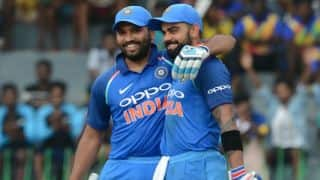 Rohit better batsman than Kohli in limited-overs cricket, says Patil