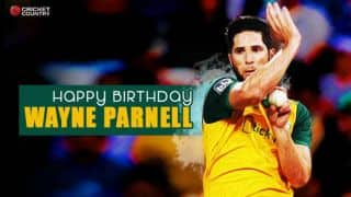 Happy Birthday Parnell! SA all-rounder turns 27