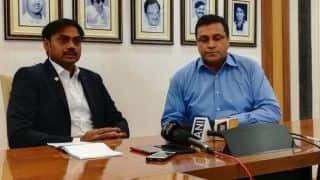 Needed freshness to batting department: MSK Prasad defends Rathour selection
