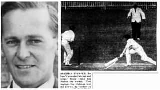 Everard 'Bill' Baker: Only man to stump Don Bradman twice in First-Class cricket