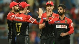 IPL 2016: RCB reduce cost of ticket prices for remaining home matches