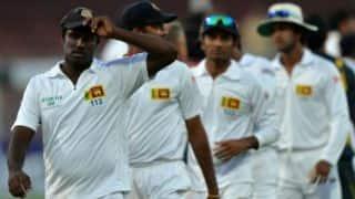 Bangladesh trail by 463 runs against Sri Lanka in 1st Test at Dhaka