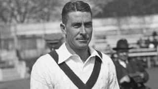 Vic Richardson: Former Australian captain, champion sporting all-rounder