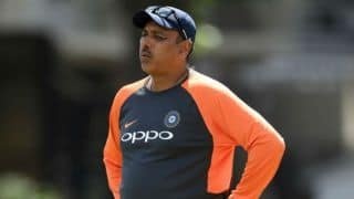 1st Test Australia vs India: Ravi Shastri Gets trolled after an obscene statement