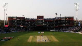 South Zone bowled out for 379 against Central Zone in Duleep Trophy 2014-15 final