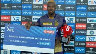IPL 2021: KKR की हार से मायूस शाहरुख खान के समर्थन में Andre Russell, बोले- हमें सीख लेने की जरूरत