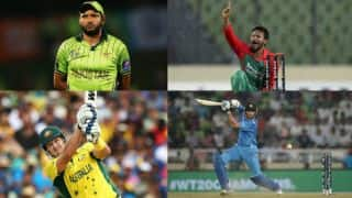 QUIZ: Who holdsT20I record of century and 4-wicket haul in career?