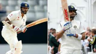 What's wrong with Dhawan, Kohli?