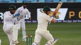1st Test, Day 3: Aaron Finch, Usman Khawaja fifties keep Pakistan searching for breakthrough