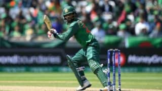 West Indies vs Bangladesh, 1st ODI: Tamim Iqbal, Shakib Al Hasan take visitors to 48 runs win
