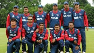 ICC pays one-year salary to Nepal cricketers
