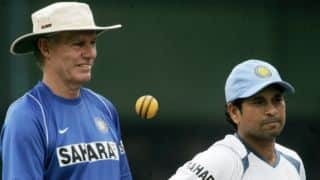 Sachin Tendulkar: Greg Chappell was responsible for 2007 World Cup debacle