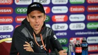 Cricket World Cup 2019 - Great game, brilliant to be on the right side: Trent Boult
