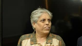 Diana Edulji calls process of appointing women's coach unconstitutional