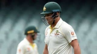 Ponting questions Finch's role as opener in Tests
