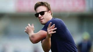 AB de Villiers confirms Middlesex signing
