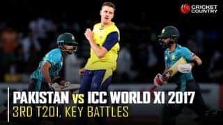 Pakistan vs ICC World XI 2017, 3rd T20I at Lahore: Babar Azam vs Morne Morkel, PAK's death bowling and other key battles