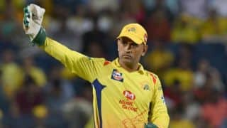 MS Dhoni reveals the name of his first crush