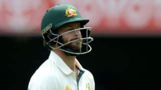 IND vs AUS: Matthew Wade confident of surviving back problem scare