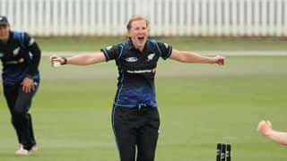 New Zealand left-arm spinner Morna Nielsen retires from all forms of cricket