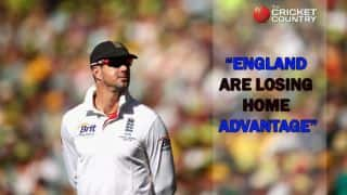 India vs England 2014: Kevin Pietersen says England are losing home advantage with new developments