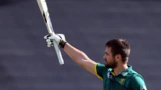 SA vs AUS, 5th ODI: Rossouw's ton helps hosts put up 328