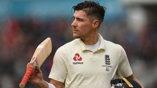 England Opener Rory Burns Wary of West Indies Threat in July Test Series