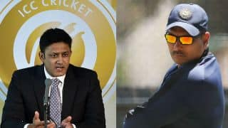 "Ramachandra Guha calls Ravi Shastri ""inferior"" to Anil Kumble; questions his coaching credentials"