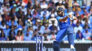 IND vs BAN, Rajkot T20I: Rohit sharma, shikhar dhawan guide India to 8 wicket win, level series with 1-1