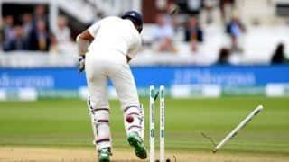 सिर्फ 810 मिनट में ढेर हुई पूरी टीम इंडिया, गिरे 20 विकेट