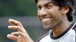 Lakshmipathy Balaji and his Chennai Super Grin