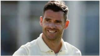 James Anderson Set to go Past Anil Kumble in List of Top Test Wicket-Takers
