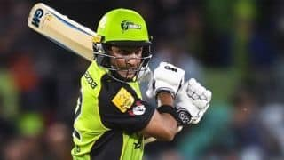 On debut, Jason Sangha becomes youngest to score half-century in Big Bash League