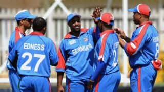 Teams display confidence ahead of the World Cricket League Division 3