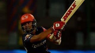 पृथ्वी शॉ ने अपने दूसरे ही मुकाबले में ठोका आईपीएल करियर का पहला अर्धशतक