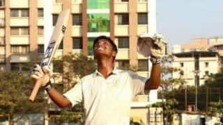 Pranav Dhanawade smashes a record 1,000 runs in an innings!