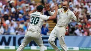 नाथन लियोन ने नाम किया छह विकेट हॉल, 251 रन से जीता ऑस्ट्रेलिया