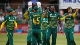 दक्षिण अफ्रीका ने पहले वनडे में जिम्बाब्वे को 5 विकेट से हराया