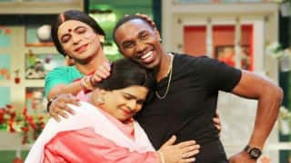 Dwayne Bravo to appear in The Kapil Sharma Show