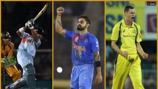 India vs Australia: A brief T20I history