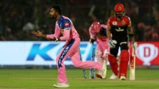 RCB vs RR: Rajasthan Royals hope to keep slender playoff hopes alive against Royal Challengers Bangalore