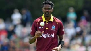 Ronsford Beaton reported for illegal bowling action