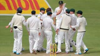 Australia set sights on victory at tea