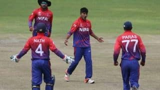 Asia Cup Qualifiers: UAE brave Lamichhane magic, Singapore strike back, Malaysia grit it out