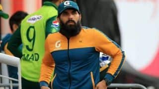 Pakistan Cricket Also Deserves Support From Other Countries: Misbah-ul-Haq