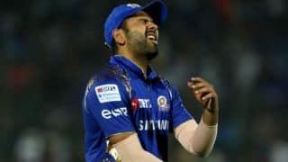 रोहित ने 11 साल में पहली बार चोट की वजह से मिस किया IPL मुकाबला