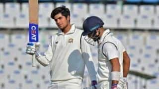 India vs South Africa: Shubman Gill responds after getting Test call up