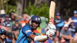 ICC Cricket World Cup 2015: Sri Lanka set a target of 280 for Zimbabwe in 9th warm-up tie at Lincoln